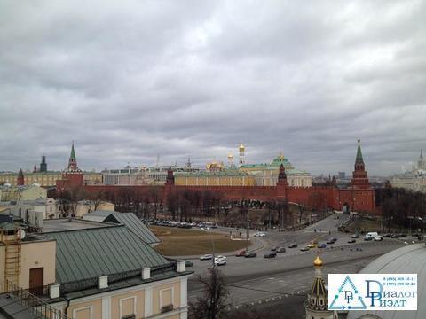 Офис 613 кв.м. с видом на Кремль, 2 мин. пешком от метро Боровицкая - Фото 4