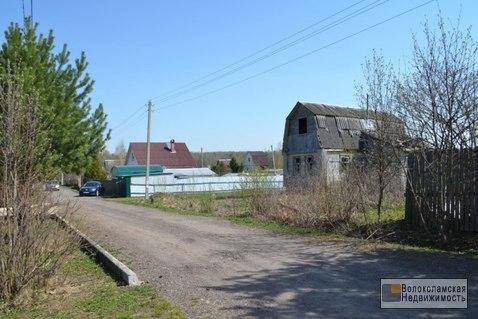 Участок 15сот рядом с Волоколамском + дом под прописку - Фото 1