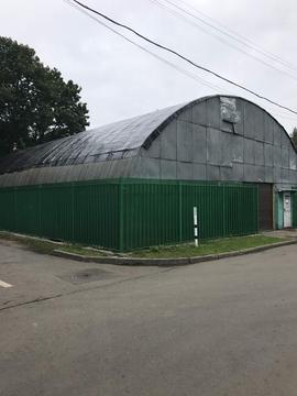 Сдается отдельно стоящий гараж/ангар, 333 кв. м - Фото 1