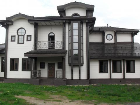 Продается новый коттедж 500 кв м в охр коттеджном поселке - Фото 3
