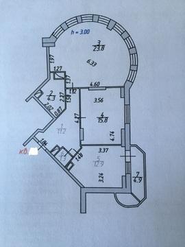 2 комнатная квартира г.Раменское - Фото 1