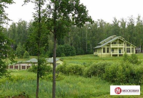 Коттедж 480м2, участок 35 соток, в окружении хвойного леса. Москва. - Фото 4