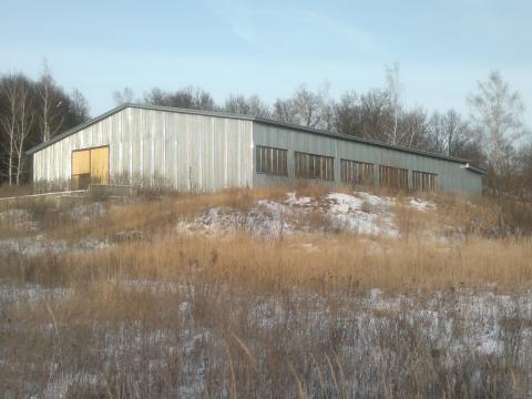 Одноэтажное здание под производство или склад - Фото 1