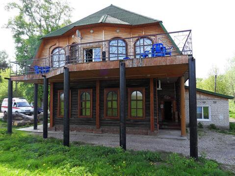 Гостевой дом «Виктория» на берегу Волги в городе Юрьевец - Фото 1