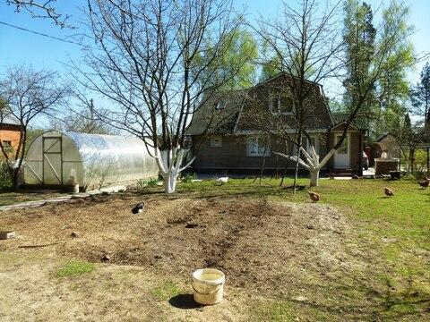 Продам тёплый дом с коммуникациями 110 кв.м. около с. Семеновское - Фото 4