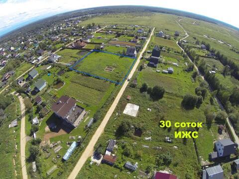 Ломоносовский район , Низино 30 соток ИЖС - Фото 1