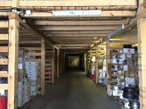 Сдам складское помещение 1500 кв.м, м. Звездная - Фото 4