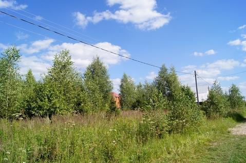 Продается участок 10 соток в Наро-Фоминске, район Красная Пресня - Фото 3
