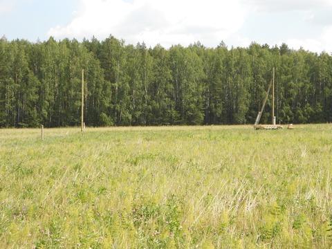 Участок 10 сот в кп Изумрудная поляна, с. Малобрусянское - Фото 1