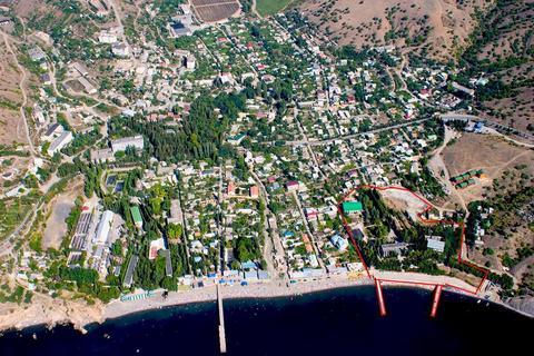 База отдыха. Малореченское, Алушта, Крым - Фото 4