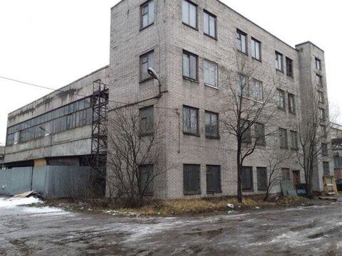 Сдам производственное помещение 821 кв.м, м. Черная речка - Фото 1