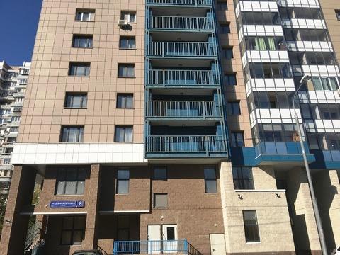 2х комнатная квартира 50 кв.м на ул. Академика Скрябина, дом 8 - Фото 1