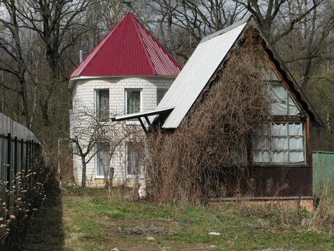 Двухэтажный дом ПМЖ со всеми коммуникациями деревня Шумятино. - Фото 1