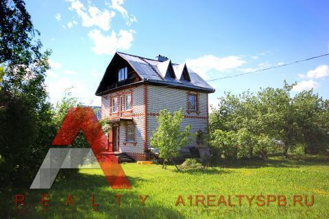 Великолепная дача с двухэтажным кирпичным домом и прудом - Фото 4