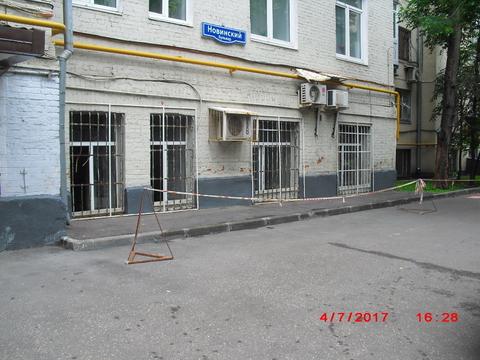 Под офис, салон, мини-отель 108 кв.м, отд/вход, Новинский б-р, д.1 - Фото 2