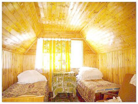 Уютная дача 45 кв.м. в окружении леса. 6 соток. Кубинка 50 км. от МКАД - Фото 3