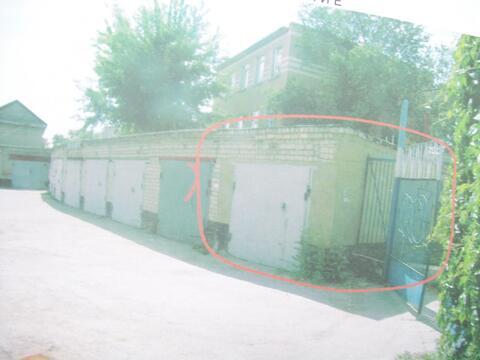 Продается Гараж, Дровяная/Степана Разина, возле моста - Фото 1