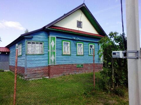Дом 40 кв.м. на участке 16 соток в деревне Ченцы, Кашинского р-на, Тве - Фото 2