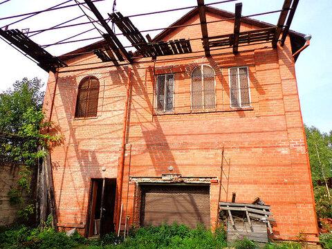 Продам 2-этажный кирпичный дом 400 кв.м. на 15 сотках в Кокошкино - Фото 1