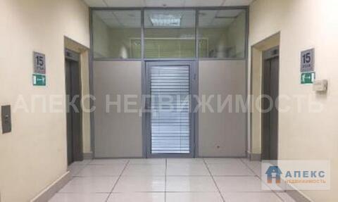 Аренда офиса 320 м2 м. Авиамоторная в бизнес-центре класса В в . - Фото 4