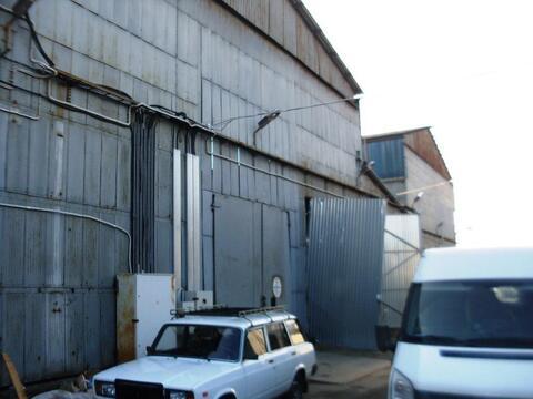 Помещение под производственную деятельность с кран-балкой - Фото 2