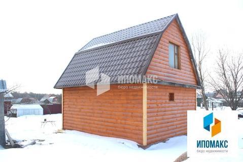 Продается дом 40 кв.м, участок 10 соток, д.Зверево , г.Москва - Фото 4
