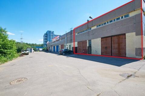 Продажа склада 318 кв.м в Люблино - Фото 1