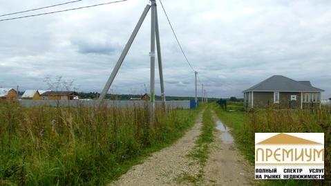 Участок 14 соток в д. Гридюкино 80 км от МКАД по м4 или Симферопольке - Фото 1