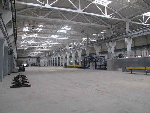 Промышленное помещение 5000 кв.м, ул. Полины Осипенко - Фото 1