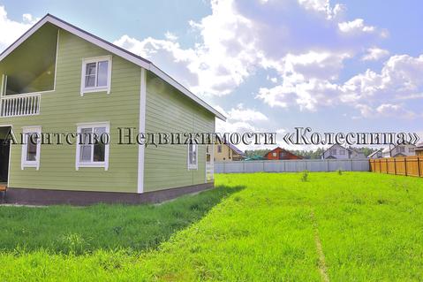 Солнечная Горка. Новый коттедж, все коммуникации, 2 санузла, 2 террасы - Фото 3
