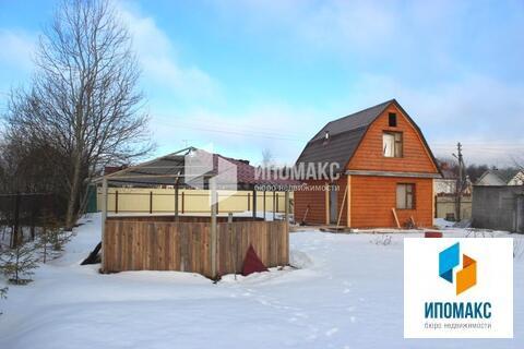 Продается дом 40 кв.м, участок 10 соток, д.Зверево , г.Москва - Фото 3