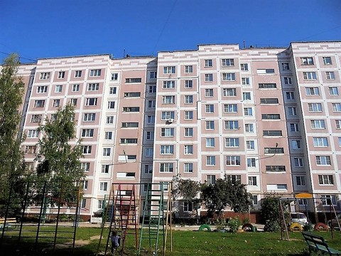 Сдается 1 комнатная квартира в дп, Новоселов,35к2 - Фото 1