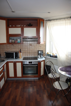Продается трех комнатная квартира монолит кирпич - Фото 1