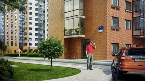 Д. Румянцево ул. Центральная дом 46, 1- комнатная квартира 34 кв.м. - Фото 2