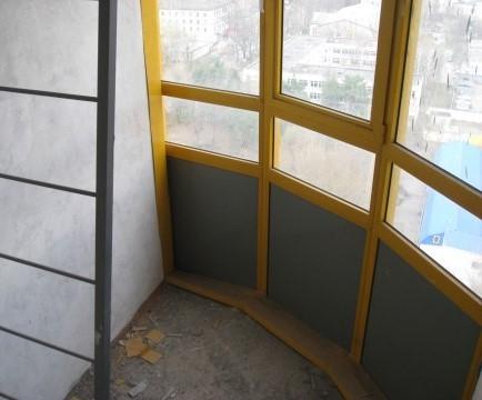 Однокомнатная квартира под отделку. Собственность - Фото 5