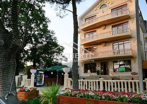 Продажа, Гостиницы, город Геленджик - Фото 1