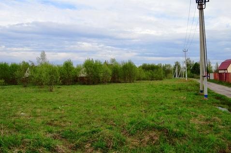 Продам участок в деревне Новинки - Фото 1