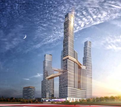 Продается квартира в комплексе жилых небоскребов - Фото 1