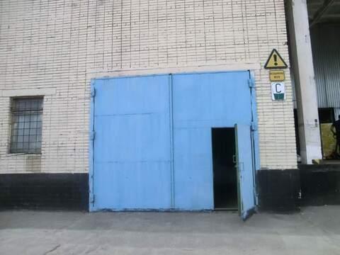 Отапливаемый склад, производство,572 м2 - Фото 5