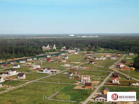 Дом 345.16м2, участок 11.17 соток, 38 км. Киевского шоссе, д. Руднево - Фото 2
