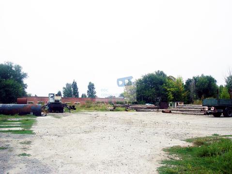 Открытые площадки от 500 до 5000 кв.м. в производственно-складском . - Фото 1