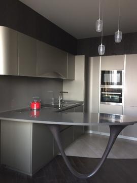 Продается 2х комн. квартира на ул.Веерная 4к2, с дизайнерским ремонтом - Фото 4