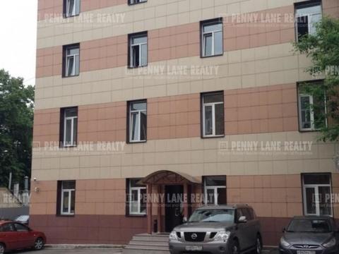 Продается офис в 9 мин. пешком от м. Семеновская - Фото 1