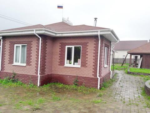 Благоустроенный дом 100м2 на участке 10 соток - Фото 1