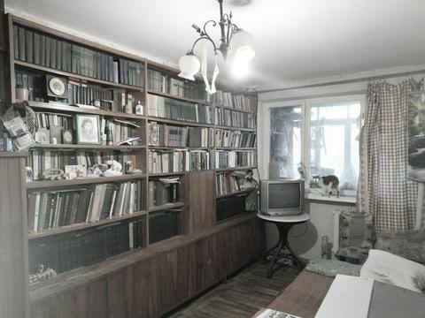 Две комнаты в трёхкомнатной квартире в Камышовой бухте - Фото 1