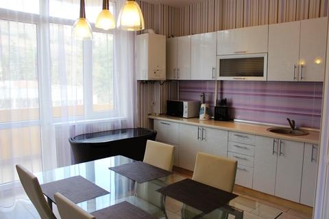 Двухкомнатные апартаменты на берегу моря в Гурзуфе - Фото 1