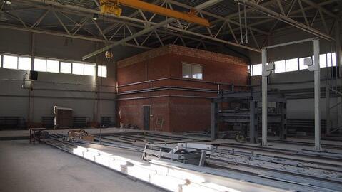Завод для производства блоков в свх.Останкино 18 км от МКАД - Фото 3