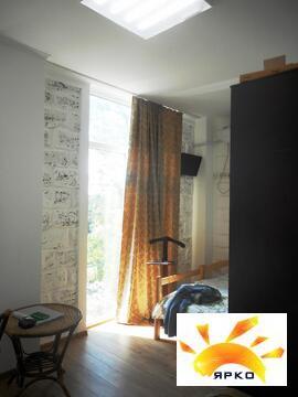 Студия 35м, с большой верандой, до моря 10мин, евроремонт, мебель, тех - Фото 5