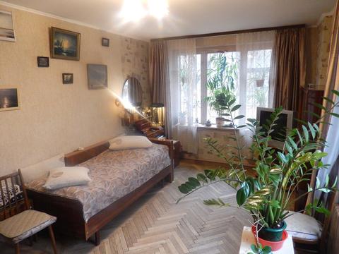 Двухкомнатная Квартира Москва, улица Большая Черемушкинская, д.10, . - Фото 3