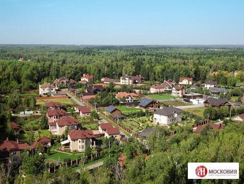 Лесной участок 15 соток, в поселке бизнес-класса, г. Москва. - Фото 5